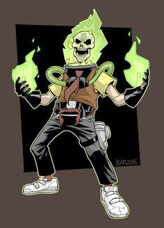 dr. atomic skull