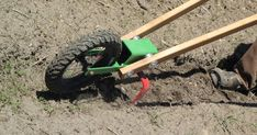 Once you have built your own Planet Whizbang wheel hoe, and you have put it to good use in your garden, I invite you to submit feedb. Tractor Attachments, Unique Gardens, Gardening Tools, Build Your Own, Shade Garden, Vegetable Garden, Metal Working, Outdoor Power Equipment, Invite