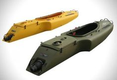 Mokai Jet Propelled Kayak