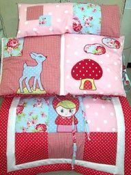 Little Red Bedroom Set