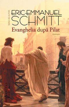 movieschocolatebooks: Evanghelia dupa Pilat de Eric Emmanuel Schmitt by ...