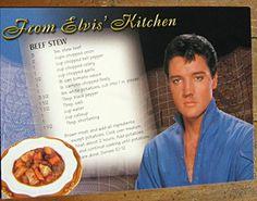Elvis Beef stew