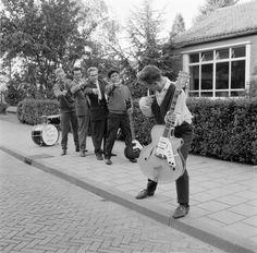 Peter en zijn Rockets 1960