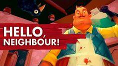 CÓMO SALIR DEL MAPA! Y LA MISTERIOSA CASA EN LLAMAS - HELLO NEIGHBOR (OUTSIDE THE MAP) - YouTube