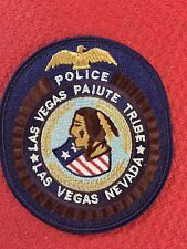 Las Vegas Tribal Police PATCH (Indian tribal)