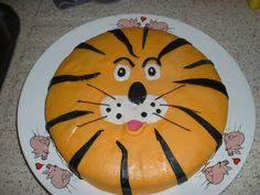 tijgertaart