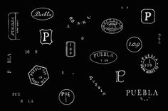 Savvy Studio: Puebla 109 Identity and Collateral