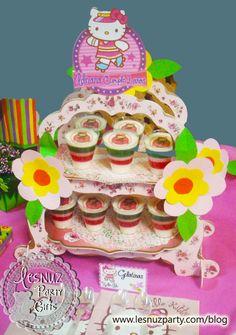 Gelatina multicolor Hello Kitty - Multicoloured Jelly Hello Kitty
