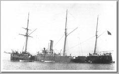 """El crucero Isabel II que servía en San Juan de Puerto Rico intervino en dos acciones contra la marina yanqui. Una, el 12 de junio, acompañado por el destructor """"Terror"""", contra el crucero auxiliar Saint Paul, y donde el """"Terror"""" fue alcanzado y puesto fuera de combate, y otra, el 28 de junio para proteger al vapor """"Antonio López"""" del crucero auxiliar yanqui Yosemite. No pudo ser y el vapor español se hundió.  El barco regresó a España y fue dado de baja en 1902."""