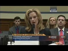 Proof of government abuse of power to repress freedom of speech. Everyone Should See This Womans Epic Testimony - YouTube