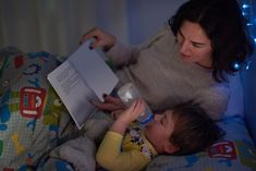 The surprising statistic about bedtime stories | BabyCentre Blog