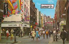 Carnaby Street 1966