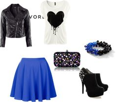 """party?!"" by begum-ozturkk on Polyvore"