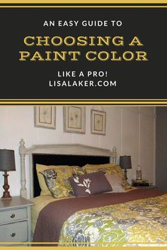 Choose A Paint Color Like The Pros!