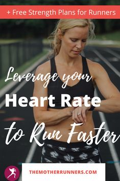 Learn how to leverage your heart rate to run faster by running easy. Get expert tips from greats like Dean Karnazes on how to run easy, when, how much so that you can train smarter and run faster. Plus get a free full month of strength plans for runners. #runningforbeginners #runningtips #5k #10k #halfmarathon #marathon #running #runner Running Hacks, Running Day, Marathon Running, Benefits Of Running, Running Injuries, Running For Beginners, Herbalife Nutrition, Easy Day, How To Run Faster
