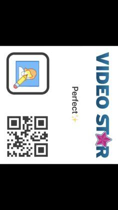 Videostar Qr Codes Coloring Lila Color Fun