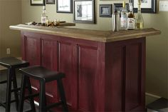 Photo: Ryan Benyi | thisoldhouse.com | from How to Build a Bar