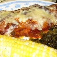 Lasagna Without Ricotta Cheese! I Hardly Eat It Because Of The Cheese But  Im Glad