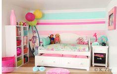 Dollhouse Room #2 - Tropical Bedroom   American Girl Playthings!