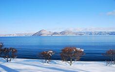 北海道 冬の洞爺湖   雪景色の絶景を巡る旅は今の季節しか味わえませんね☆