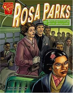 Rosa Parks and the Montgomery Bus Boycott on www.amightygirl.com