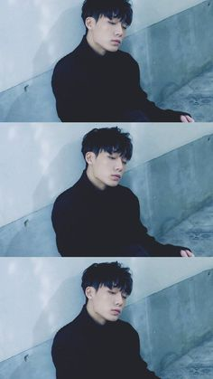 Bobby❤️I love this concept! Bobby with bangs is so cute!!!