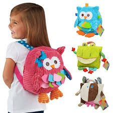 Resultado de imagen para mochilas para niños de animales