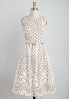 Broadcasting Belle Dress $139.99 AT vintagedancer.com