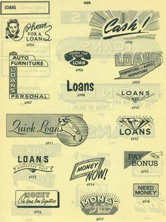 Loans!