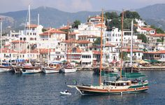 Marmaris Turkey. I loved this place aswell. Such wonderful and friendly people. I especially loved the apple tea they served in every shop.