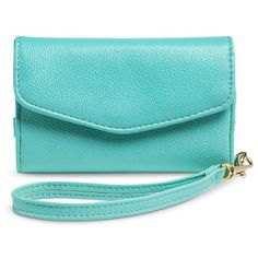 $5 Target, AQ picked  Women's Envelope Flap Cell Phone Case Wallet