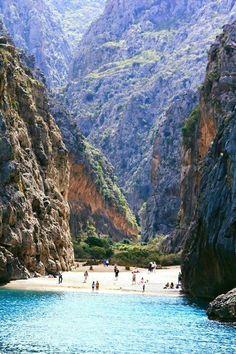 Tripiti Beach in #Crete Southern Greece