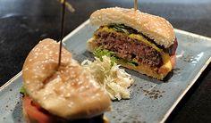 Huth - mit dieter gegessen Hamburger, Beef, Chicken, Ethnic Recipes, Food, Food Food, Meat, Essen, Burgers