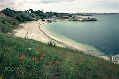 Calm before the storm - Fishers' Gulf in Eforie Nord, on the Black Sea coast
