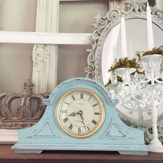 Linden Westminster Mantel Clock with Chimes - Hallstrom Home - 1