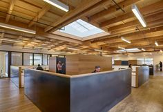 Studio VARA adaptive reuse project in San Francisco.