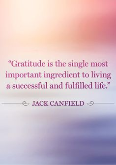 14 Reasons to Be Grateful Today