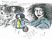Alabama Shakes & Erykah Badu Sketch