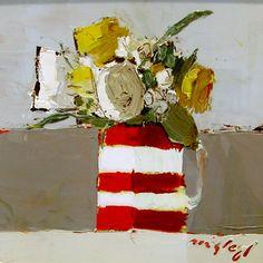 Mixed Flowers by Mhairi McGregor