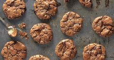 Μαλακά μπισκότα σοκολάτας με κομμάτια σοκολάτας