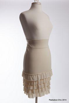 – Peekaboo-Chic | Lavish Layering Clothing for Women | Skirt & Slip Extenders-Top Extenders-Lace Skirts
