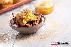 Já imaginou comer sonhos de Natal saudáveis, com menos gordura? Veja a receita e experimente fazê-los no forno.