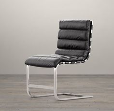 1000$- Oviedo Leather Dining Chair | Leather Arm & Side Chairs | Restoration Hardware