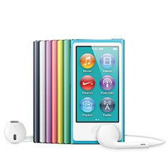 LOVE IT! - Hands On: Apple's New iPod Nano (With Video)