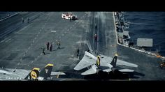 Small video made for fun. Was always passioned by Aircraft Carriers. So dicided to make some video. Full 3d video made in 3d max.  Render Vray.  Music: Armored Core V soundtrack  Pure time of work about couple of months.