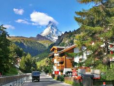 Zermatt in Wallis