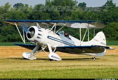 Waco UPF-7 aircraft picture.  This is the one I have not actually flown.  I've flown as a passenger several times in aircraft similar to one pictured, but never actually got any stick time.
