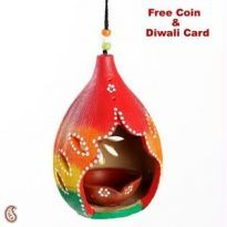 Buy diya diwali craft online in India at Lowest Price and Cash on Delivery. Offers and discounts on diya diwali craft at Rediff Shopping. Gift diya diwali craft online and compare diya diwali craft features and specifications! Diwali Craft, Diwali Gifts, Diwali Diya, Thali Decoration Ideas, Decoration For Ganpati, Diy Crafts For Gifts, Diy Home Crafts, Simple Wall Paintings, Bed Cover Design
