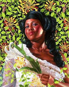 Mary Little, Later Lady Carr    Kehinde Wiley:  Wiley's latest show takes women from the streets of Brooklyn, Harlem and Queens