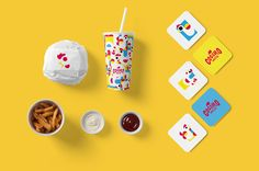 How Simple Shapes and a Unique Mascot make Cocoro Rooster Stand Out — The Dieline | Packaging & Branding Design & Innovation News